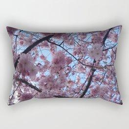 Signs of Spring Rectangular Pillow