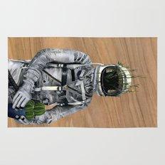 Cacti   Spaceman No:1 Rug
