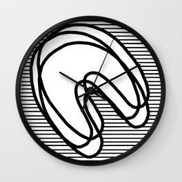 TRIPLETS Wall Clock