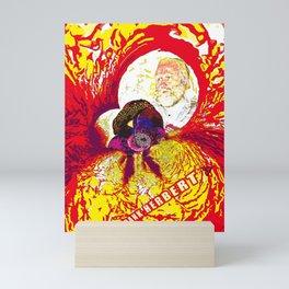 Frank Herbert Mini Art Print