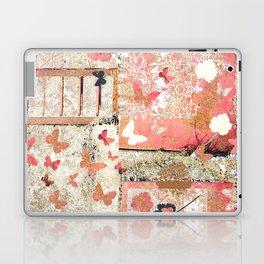 butterflies_II Laptop & iPad Skin