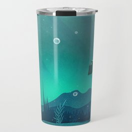 Beneath Barafundle Travel Mug