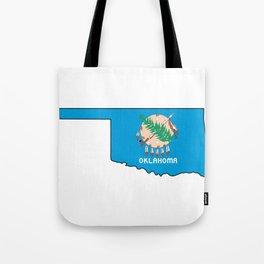 Oklahoma Love Tote Bag