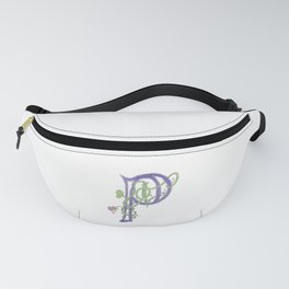 P is for Peas* Fanny Pack