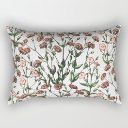 flowers invasion Rectangular Pillow