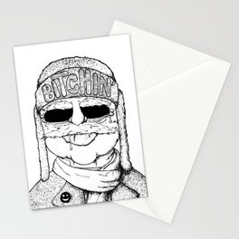 Bitchin' Stationery Cards