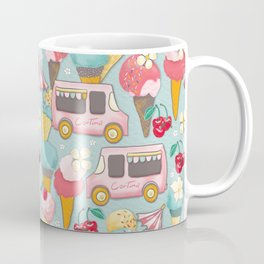 cortina ice cream truck Coffee Mug