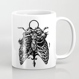 Bird Cage Coffee Mug