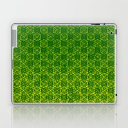 D20 Druid Ranger Crit Pattern Premium Laptop & iPad Skin