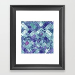 GEO#6 Framed Art Print