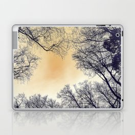 Infrared Forest Laptop & iPad Skin