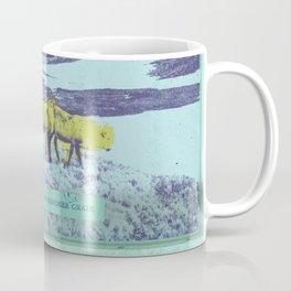 The Lands Where the Reindeer Graze Coffee Mug