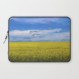Fields of Gold Laptop Sleeve