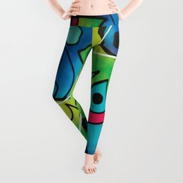 BUILD YOUR OWN DREAM ( GARDEN ) Leggings