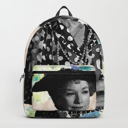 Ouiser Steel Magnolias No Good Side Sassy Quote Backpack