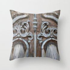 Decadencia Throw Pillow
