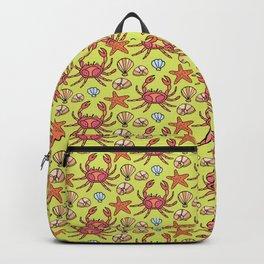 Summer crab Backpack