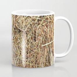Hay texture Coffee Mug