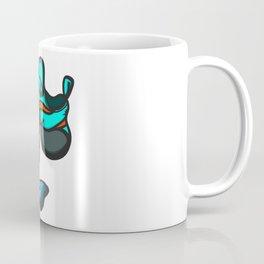 Grip Bite Coffee Mug