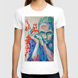 Eline Challenge by carographic, Carolyn Mielke Painting T-shirt