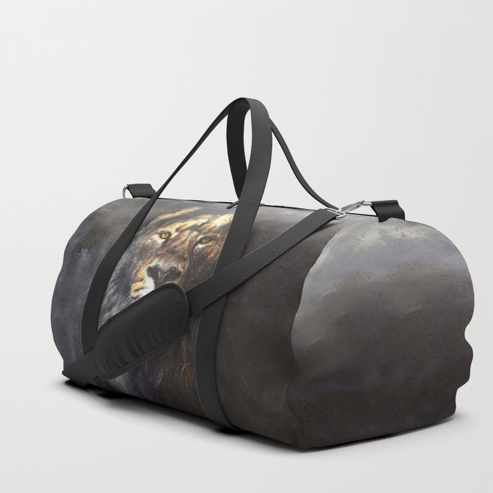 Lion Duffle Bag