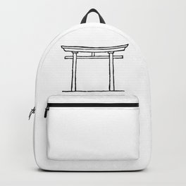 Torii door Backpack