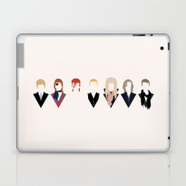 Bowie Tribute Laptop & iPad Skin