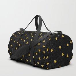 Art of the golden triangles Duffle Bag