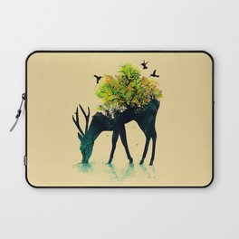 Watering (A Life Into Itself) Laptop Sleeve