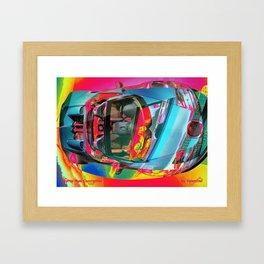 Veyron Mec Constantini Framed Art Print