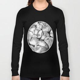 asc 628 - Les pêches de l'empereur (More juicy fruits) Long Sleeve T-shirt