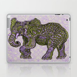 Elephant~ the beautiful beast Laptop & iPad Skin