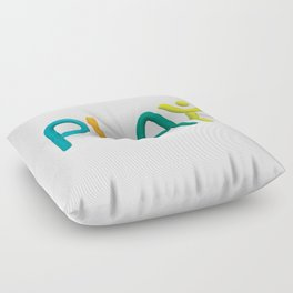 PLAY (Cool) Floor Pillow