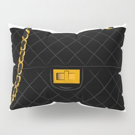The quilted bag Pillow Sham