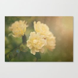 """""""Every man's life is a fairy tale written by God's fingers"""" -- Hans Christian Andersen Canvas Print"""