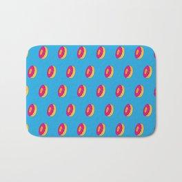 Sweet Donuts Cartoon Pattern Bath Mat