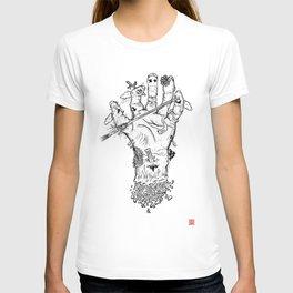 Left Hand - Mono T-shirt