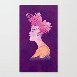 Rosé Wine Canvas Print