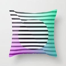 Moonbeam Throw Pillow