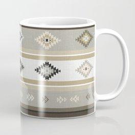 Neutral Kilim Coffee Mug