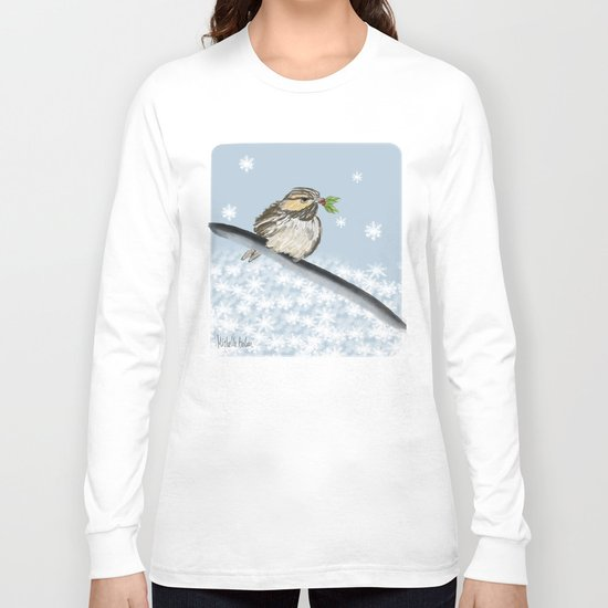 A little something for you.  Long Sleeve T-shirt