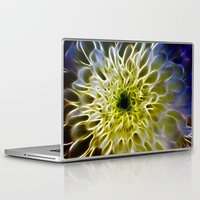 supreme Laptop & iPad Skins featuring Margerite Wirral Supreme by Waldundwiesenfee