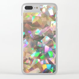 Mirrors Clear iPhone Case