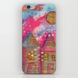 City Streets iPhone Skin
