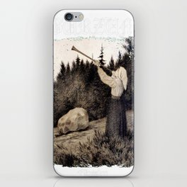 Burzum - Filosofem Cover ver2 iPhone Skin