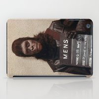 planet of the apes iPad Cases featuring Planet of the Apes  by Rotton Cotton Candy