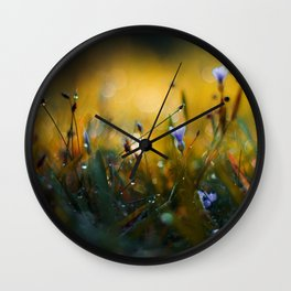 The Valley of Giants Wall Clock