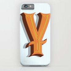 Letter Y iPhone 6s Slim Case