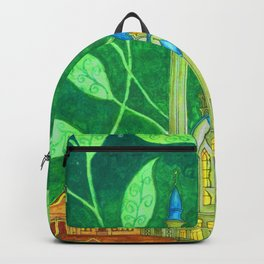 The Country Under The Leaves Backpack