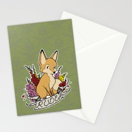 rude Stationery Cards